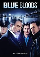 Cover image for Blue bloods. Season 7, Complete [videorecording DVD].