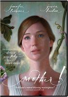 Cover image for Mother! [videorecording DVD]