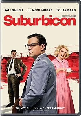 Cover image for Suburbicon [videorecording DVD]