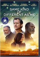 Cover image for Same kind of different as me [videorecording DVD]