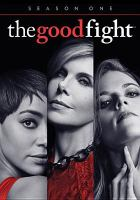 Imagen de portada para The good fight. Season 1, Complete [videorecording DVD]
