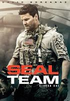 Cover image for SEAL Team. Season 1, Complete [videorecording DVD].