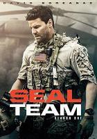 Imagen de portada para SEAL Team. Season 1, Complete [videorecording DVD].