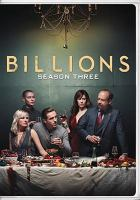 Cover image for Billions. Season 3, Complete [videorecording DVD]