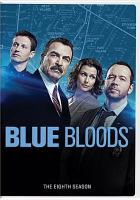 Cover image for Blue bloods. Season 8, Complete [videorecording DVD]