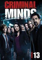 Cover image for Criminal minds. Season 13, Complete [videorecording DVD].