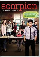 Cover image for Scorpion. Season 4, Complete and final season [videorecording DVD].