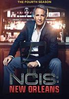 Cover image for NCIS, New Orleans. Season 04, Complete [videorecording DVD] / CBS Studios Inc.