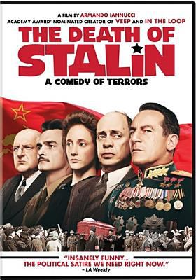 Cover image for The death of Stalin [videorecording DVD]