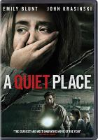 Cover image for A quiet place [videorecording DVD]