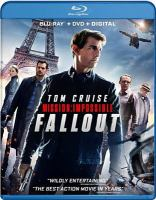 Cover image for Mission : impossible--Fallout [videorecording Blu-ray]