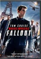 Cover image for Mission : Impossible--Fallout [videorecording DVD]
