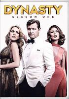 Cover image for Dynasty. Season 1, Complete [videorecording DVD] (Grant Show version)
