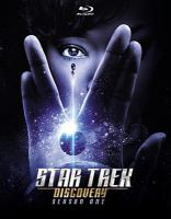 Cover image for Star trek: Discovery. Season 1, Complete [videorecording Blu-ray]
