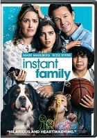 Cover image for Instant family [videorecording DVD]