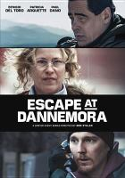 Cover image for Escape at Dannemora [videorecording DVD] : a limited event series