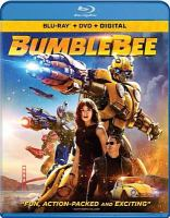 Cover image for Bumblebee [videorecording Blu-ray]