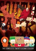 Cover image for South Park. Season 22, Complete [videorecording DVD]