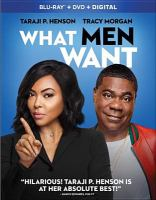 Cover image for What men want [videorecording Blu-ray]