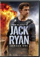 Cover image for Jack Ryan. Season 1, Complete [videorecording DVD]