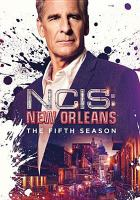 Cover image for NCIS, New Orleans. Season 05, Complete [videorecording DVD]
