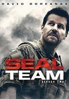 Cover image for SEAL Team. Season 2, Complete [videorecording DVD]