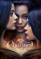 Cover image for Charmed. Season 1, Complete [videorecording DVD] (Ser'Darius Blain version)