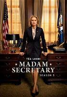 Cover image for Madam Secretary. Season 5, Complete [videorecording DVD].