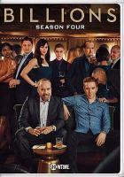 Cover image for Billions. Season 4, Complete [videorecording DVD]