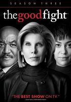 Cover image for The good fight. Season 3, Complete [videorecording DVD]