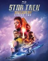 Cover image for Star trek: Discovery. Season 2, Complete [videorecording Blu-ray]