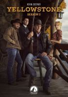Cover image for Yellowstone. Season 2, Complete [videorecording DVD]