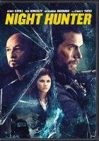 Cover image for Night hunter [videorecording DVD]