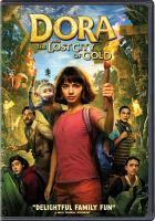 Imagen de portada para Dora and the lost city of gold [videorecording DVD]