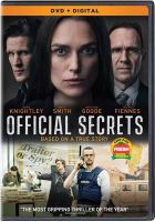 Cover image for Official secrets [videorecording DVD]