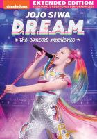 Cover image for Jojo Siwa [videorecording DVD] : D.R.E.A.M. the concert experience.
