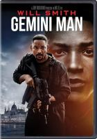 Cover image for Gemini man [videorecording DVD]