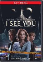 Cover image for I see you [videorecording DVD]