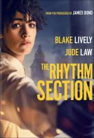 Cover image for The rhythm section [videorecording DVD]