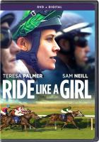 Cover image for Ride like a girl [videorecording DVD]