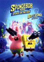 Cover image for The SpongeBob movie [videorecording DVD] : sponge on the run