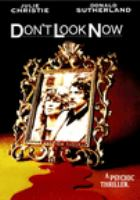 Cover image for Don't look now [videorecording DVD]