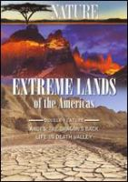 Cover image for Nature. Extreme lands of the Americas