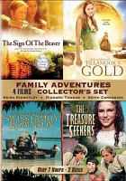Cover image for Family adventures 4 films.