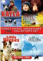 Cover image for Family animal adventures collector's set