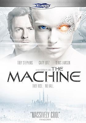 Cover image for The machine [videorecording DVD]