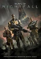 Cover image for Halo, nightfall [videorecording DVD]