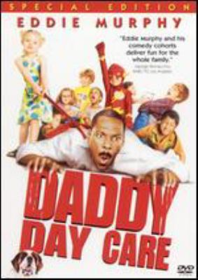 Cover image for Daddy day care