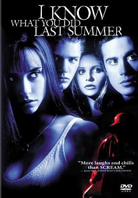 Cover image for I know what you did last summer