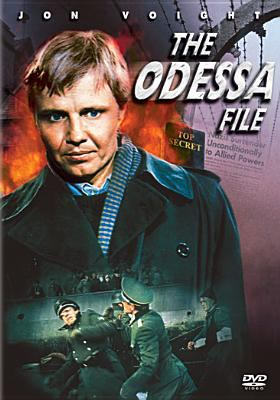 Cover image for The Odessa file [videorecording DVD]